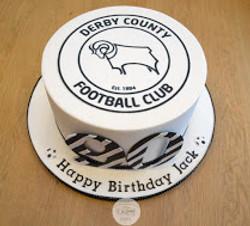 Derby County 90th