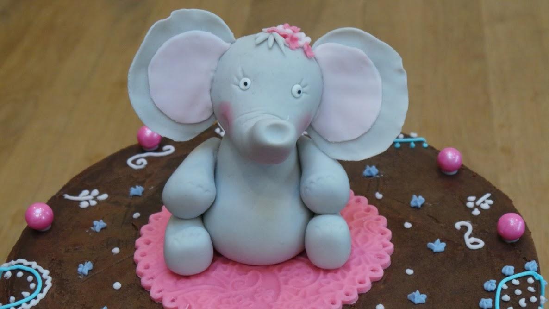Sugar Elephant Model