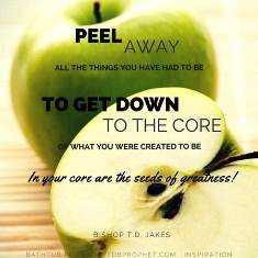 TD Jakes - Your Core