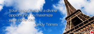 Cindy Trimm - Potential