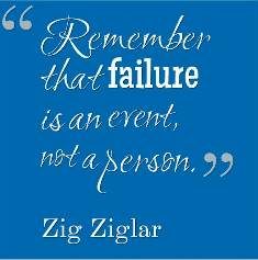 Zig Ziglar - Failure