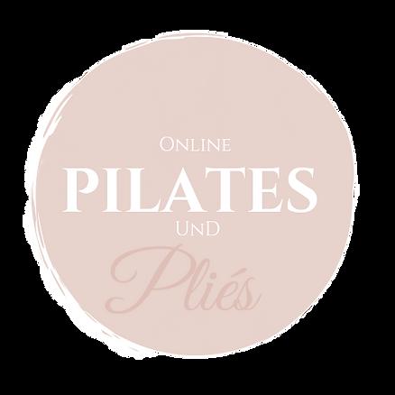 Pilates und Plies Logo