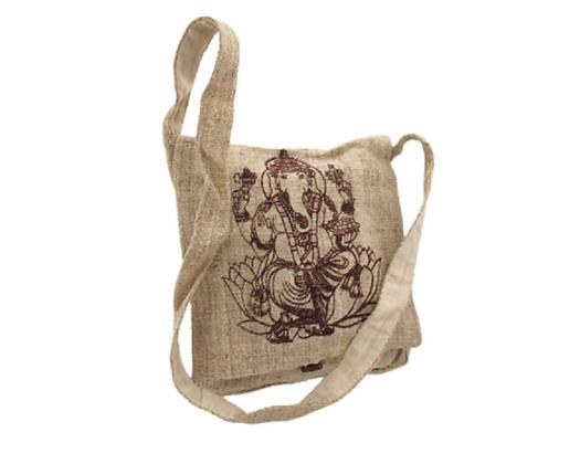 Ganesha Hemp Bag