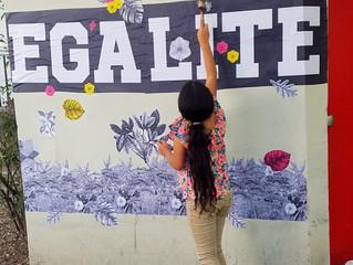 Street art et  lutte contre les discriminations