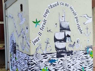 Street Art et Mondes Imaginaires