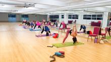 08 Oct Stretching Class