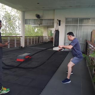 Personal Training- MMA