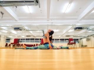 Stretching make you fluid