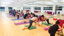 Stretching Class on Thursday 24 Sept 2020