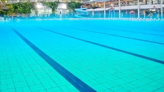 Water Exercise: Abs and Legs Workout