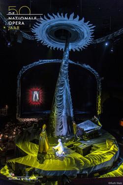 Theatre of the World (set photo)