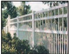 PVC Viynl Fence