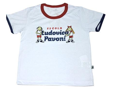 Camisa C/Manga Ed. Infantil e En. Fund. I Ludovico