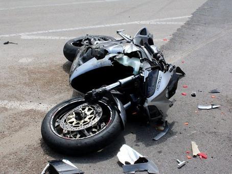Muere motociclista tras accidente cerca del casino Treasure Island