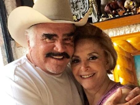 Revelan que Doña Cuquita YA pidió que DESCONECTEN a Vicente Fernández