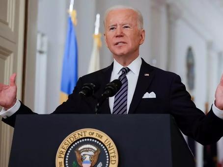 """""""No dejaré que mueran de hambre en la frontera"""": Biden reitera que no deportará a menores no acompañ"""