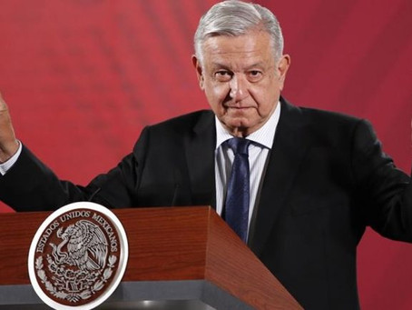 AMLO: PRESIDENTE DE MÉXICO ENTREGÓ ESTÍMULOS A MEDALLISTAS DE TOKIO 2020