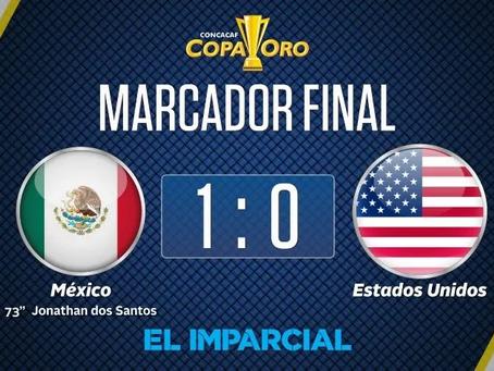 México derrota al Team USA y mantiene el paso perfecto