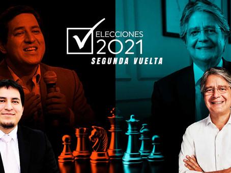 Ecuador elije a su nuevo Presidente.