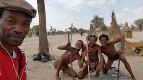 A film festival set in the Kalahari