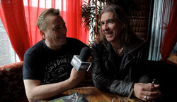 Justin Sullivan from New Model Army