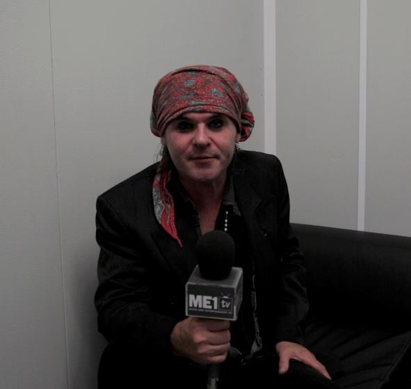 Spike from The Quireboys