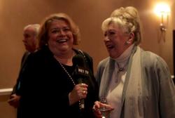 Lynda Baron & Jean Fergusson