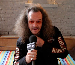 Clive Jackson of Doctor & The Medics