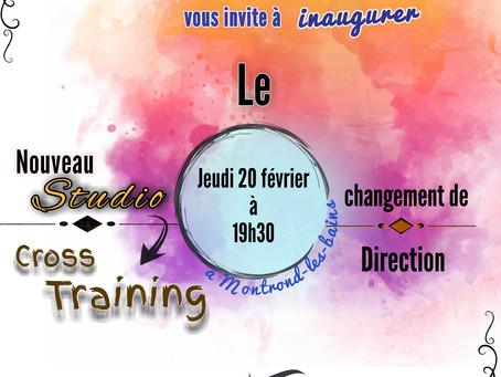 Inauguration espace cross training, les 1 an du nouveau Wellness Sport Attitude