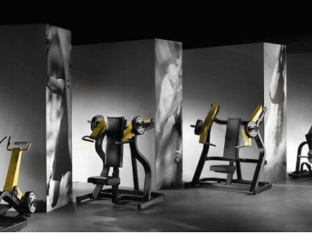 Découvrez la nouvelle gamme de machine By Technogym ® dans votre salle Wellness