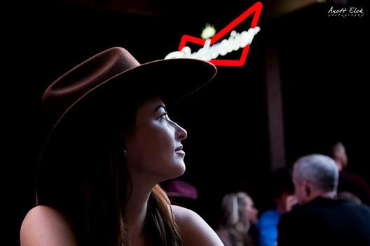 Portrait at the Cowboy Gathering in Fort Worth 2018, Tx | Anett Elek.jpg