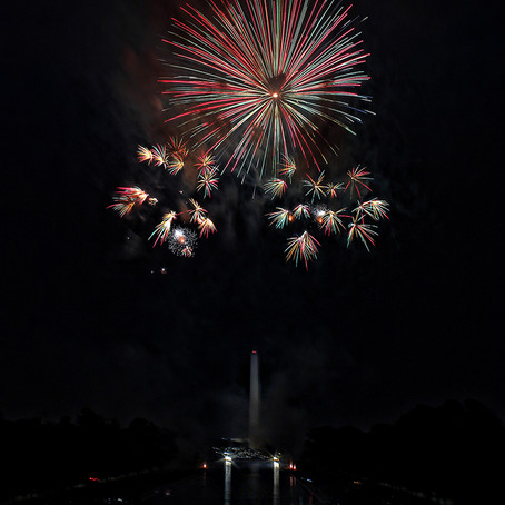 Photography Tips : Fireworks