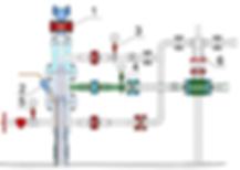 Устьевое оборудование для одновременно-раздельной добычи и закачки с ЭЦН