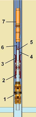Механический комплекс защиты пласта