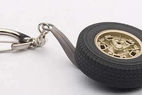 1:18 Lamborghini Miura SV Wheel Keychain