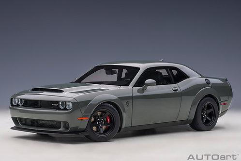 Dodge Challenger Demon SRT