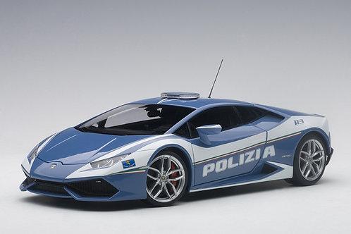 Lamborghini Huracan LP610-4 Polizia Stradale
