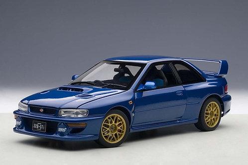 Subaru Impreza WRX STi 22B