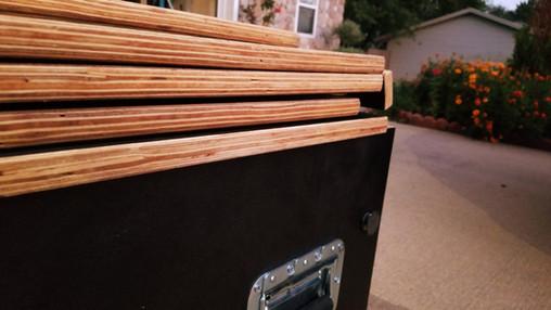 Phenolic face plywood