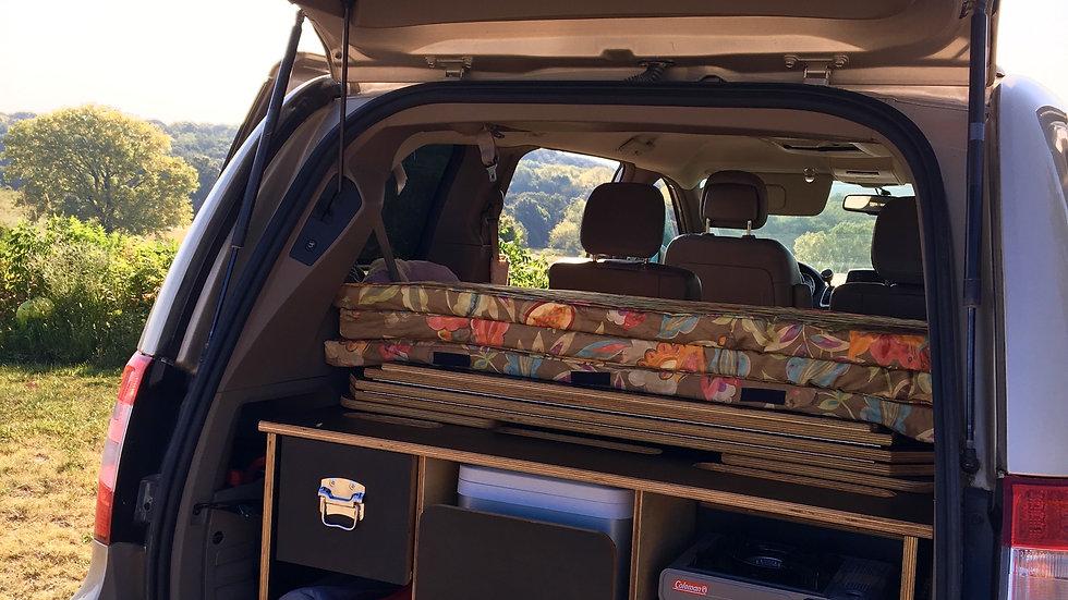 GT KIT with 52x72x3 mattress