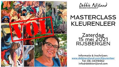 16x9 Masterclass Kleurenleer 15-05-2021