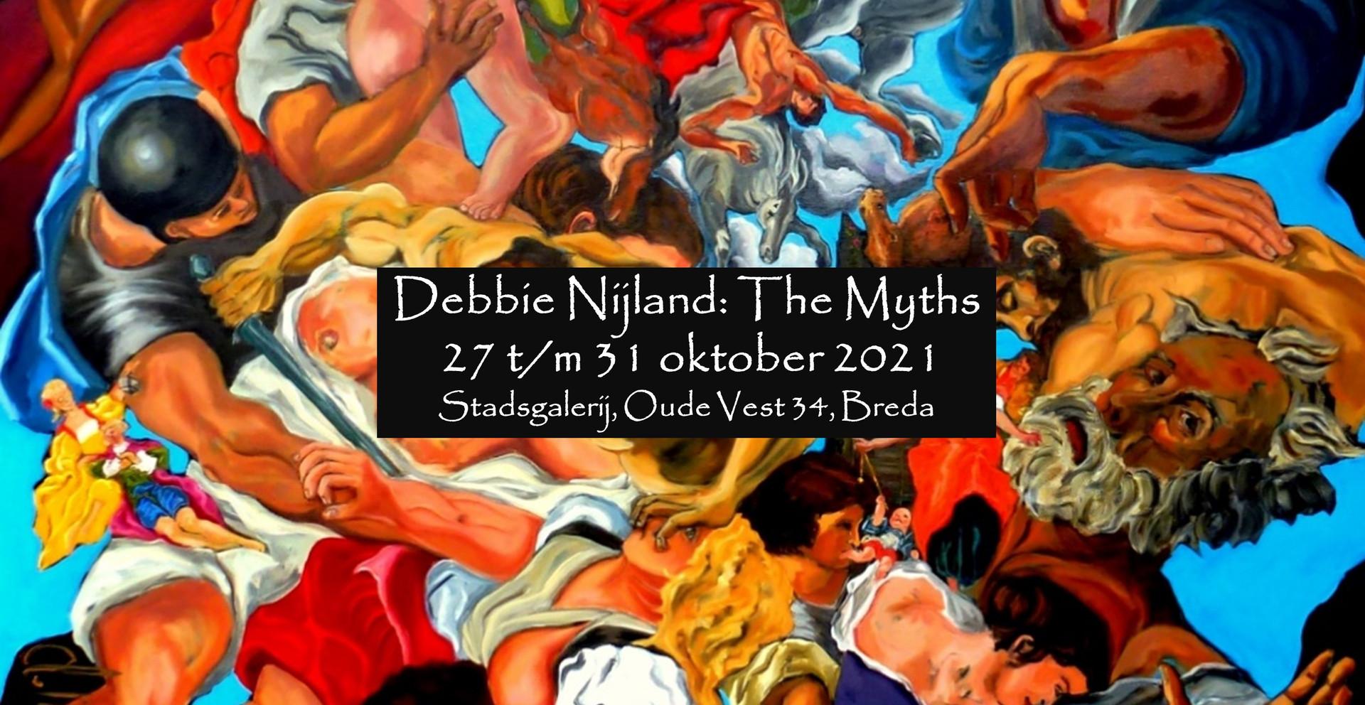 Debbie Nijland Expositie 2021 Stadsgalerij Breda