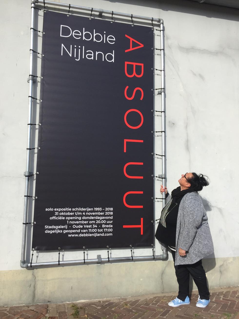 Debbie Nijland Absoluut 2019 Stadsgalerij Breda