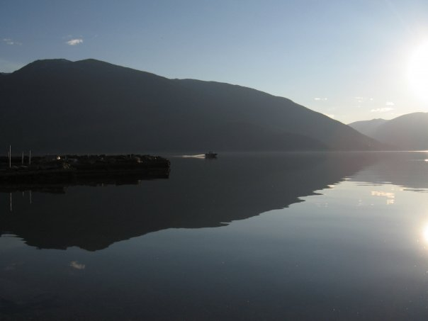 Facebook - Kootenay Lake at its best