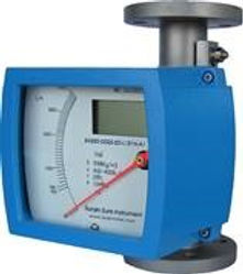 medidor de vazão rotâmetro