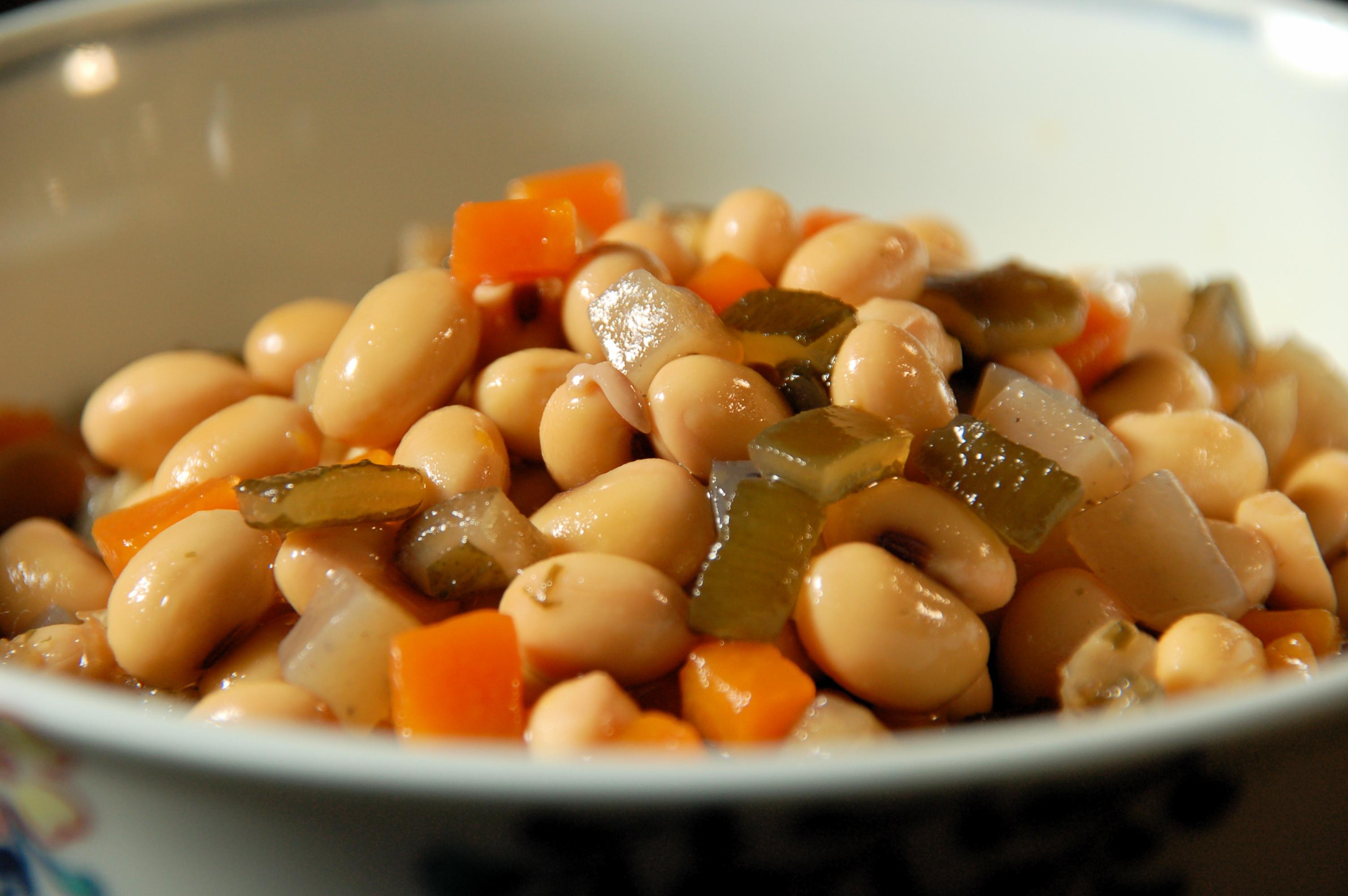 お豆さんでおふくろの味