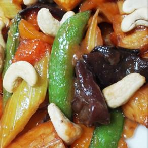 Jun揚げ野菜のSweet&Sour