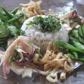Jul 夏野菜の混ぜごはん&スープ2種