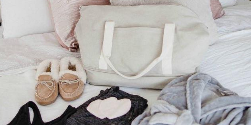 What's in your Birth Bag? A Night out with the Doulas