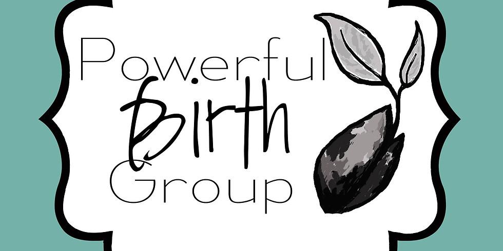 Powerful Birth Group | August Gathering: Postpartum